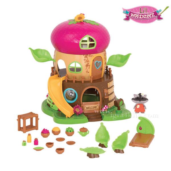 *Lil Woodzeez - Комплект за игра Къща жълъд 64701