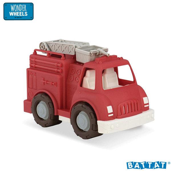1Wonder Wheels - Детски камион Пожарна VE1004Z