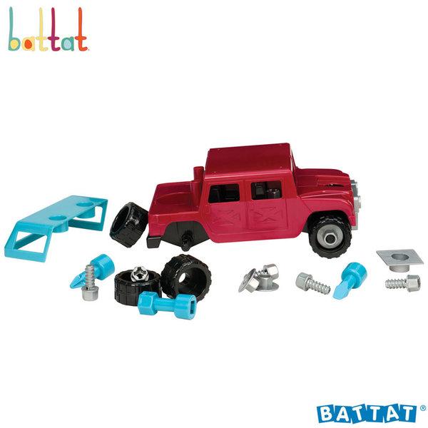 1Battat Toys - Разглобяем джип BT2454DTZ