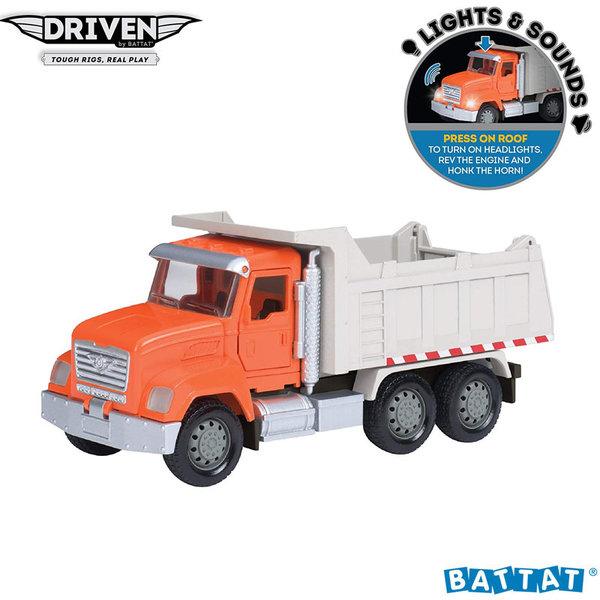1Driven - Детски камион със звук и светлина WH1006Z