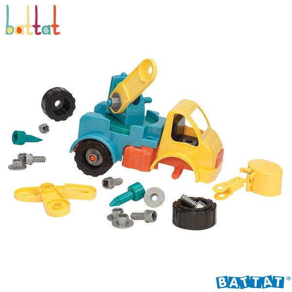 1Battat Toys - Разглобяем кран BT2454DTZ