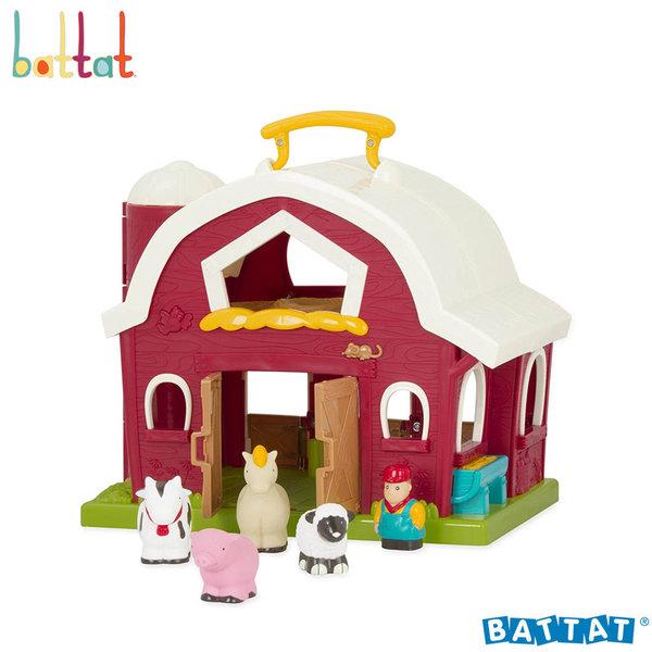 1Battat Toys - Детска ферма с животни BT2415Z