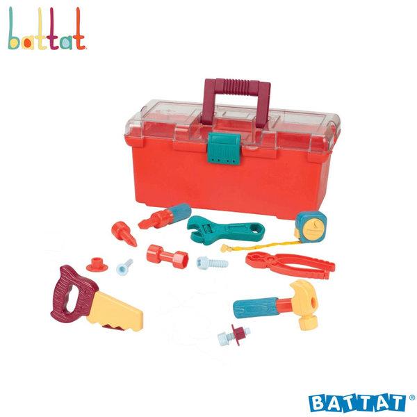 Battat Toys - Кутия с инструменти BT2421Z
