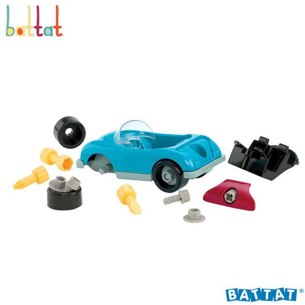 1Battat Toys - Разглобяем автомобил BT2459DTZ
