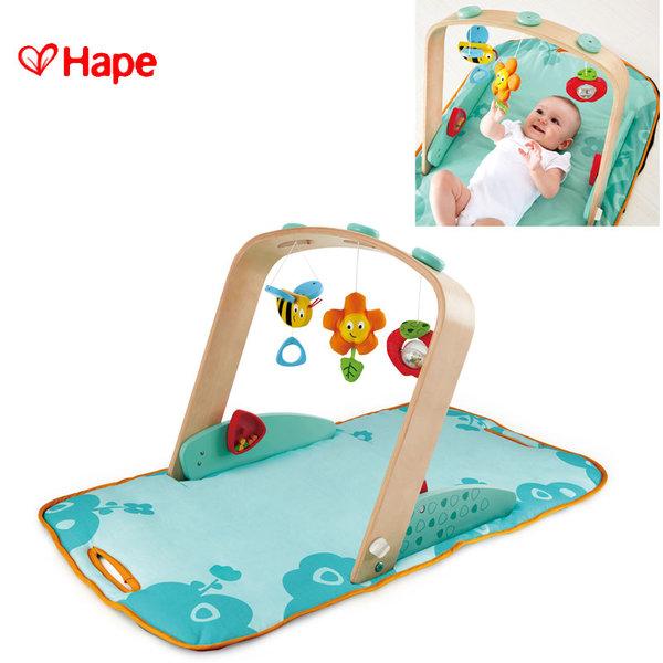 Hape - Преносимa бебешка активна гимнастика H0045