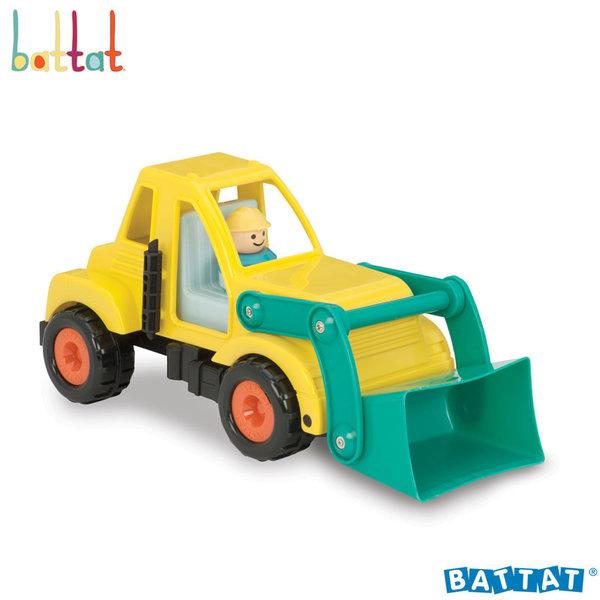 1Battat Toys - Детски багер BT2450