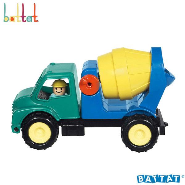 1Battat Toys - Детски бетоновоз BT2449Z