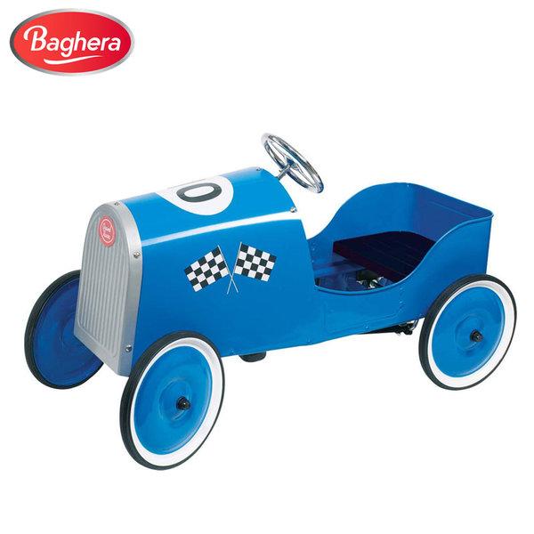 1Baghera - Метална кола с педали Grand Racer 14095