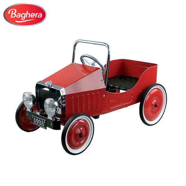 1Baghera - Метална кола с педали 14062
