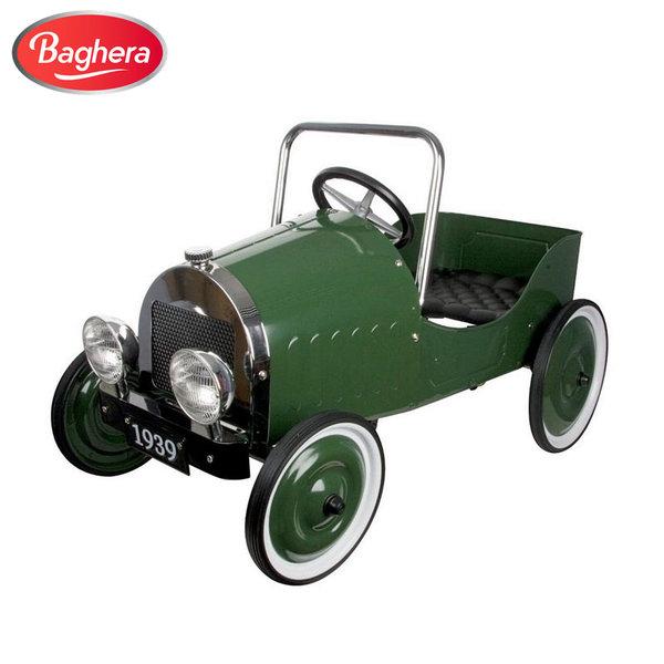 1Baghera - Метална кола с педали 14073