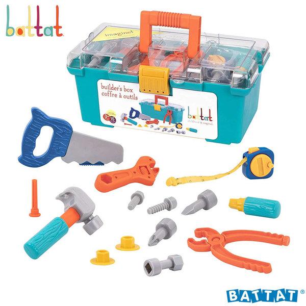 Battat Toys - Кутия с инструменти BT2536Z