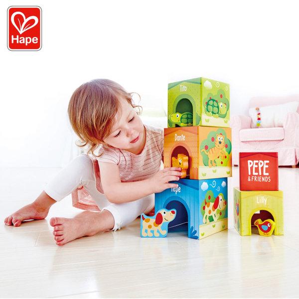 Hape Детска кула с животни H0451