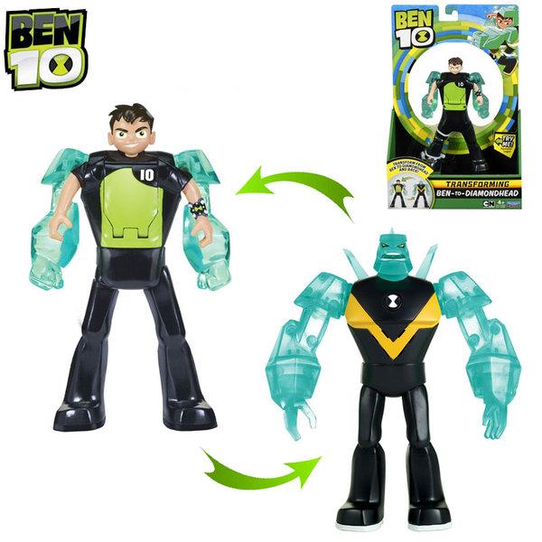 Ben10 - Трансформираща се фигура от Ben в Diamondhead 76690