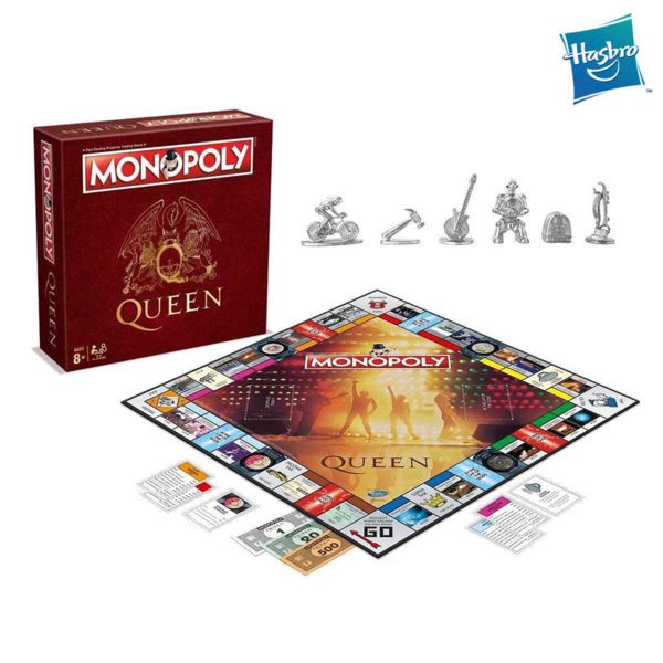 Hasbro Monopoly - Монополи Queen WM26543