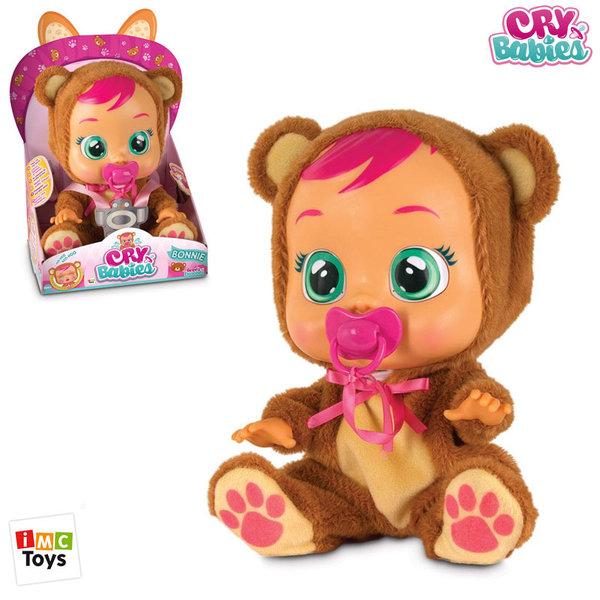 IMC Toys - Плачеща кукла Crybabies Bonnie 96097