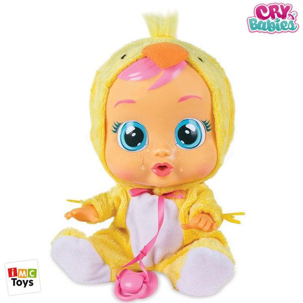 IMC Toys - Плачеща кукла Crybabies Chick 97179