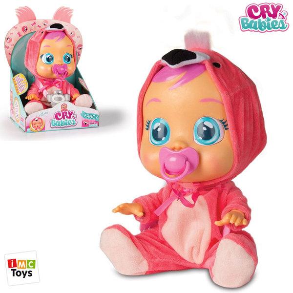 IMC Toys - Плачеща кукла Crybabies Flamingo 97056