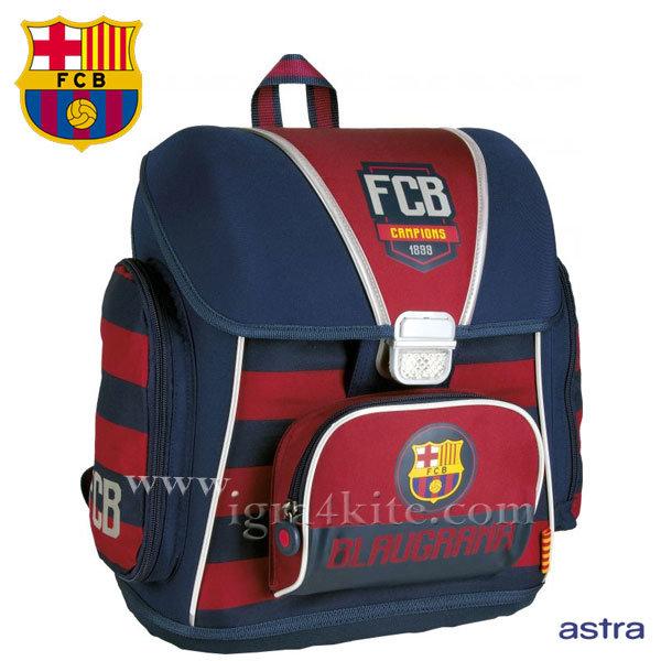 5f6c8f07350 FC Barcelona 2016 - Ученическа ергономична раница Барселона 089157