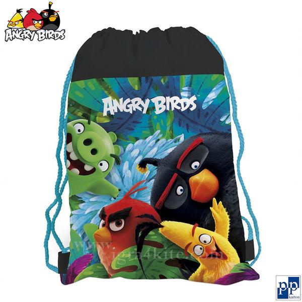 Karton P+P Angry Birds - Спортна тоба Енгри бърдс 3-882