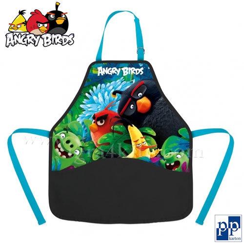 Karton P+P Angry Birds - Престилка за рисуване Енгри бърдс 3-381