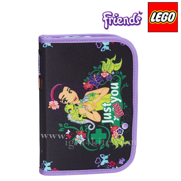 Lego Friends - Ученически несесер зареден Лего Friends Jungle 15445