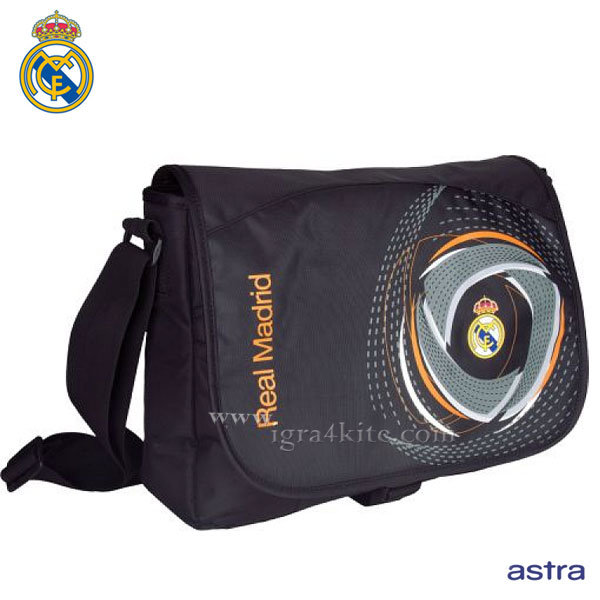 Real Madrid 2016 - Ученическа чанта през рамо Реал Мадрид
