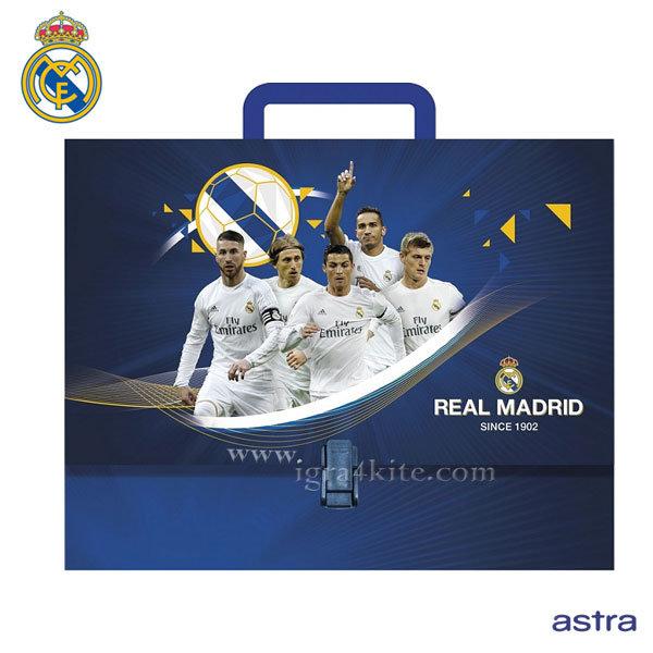 Real Madrid 2016 - Куфарче от картон Реал Мадрид