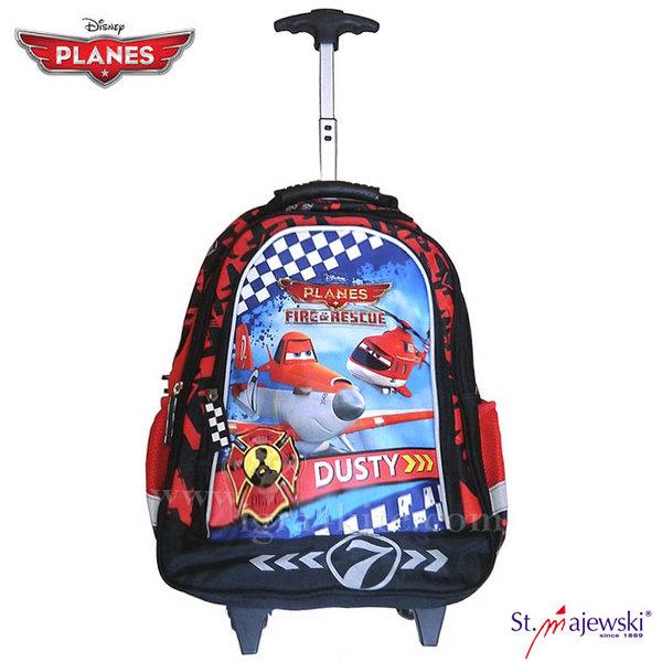 Disney Planes - Ученическа раница тролей Самолетите 590323