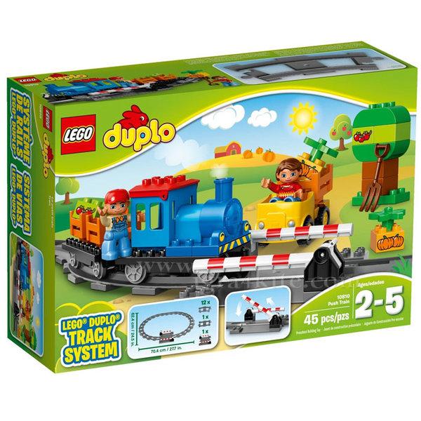 Lego 10810 Duplo - Бутащо се влакче