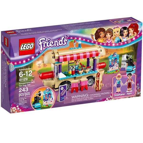 Lego 41129 Friends - Бус за хот-дог в увеселителния парк
