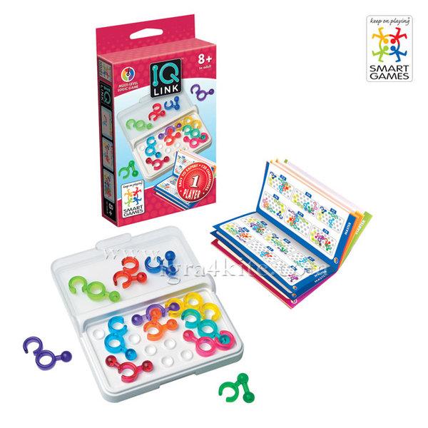 Smart Games - Игра мини IQ Link SG477 6+