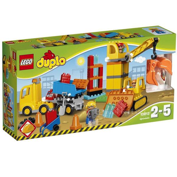 Lego 10813 Duplo - Голям строеж