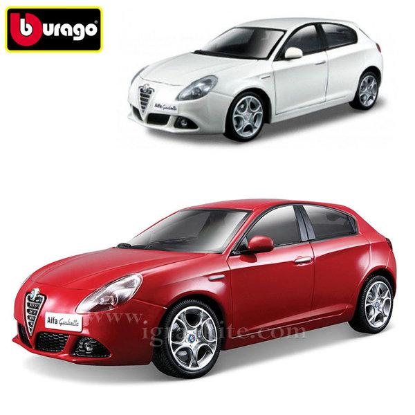 Bburago - Кола 1:24 Alfa Romeo Giulietta 18-22128