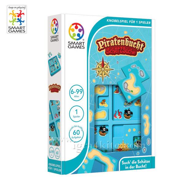 Smart Games - Игра Скрий и открий пирати 432 6+
