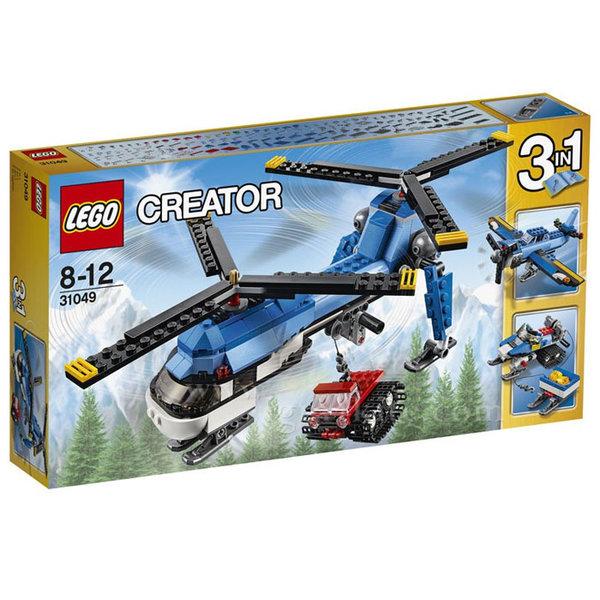 Lego 31049 Creator - Хеликоптер с две перки