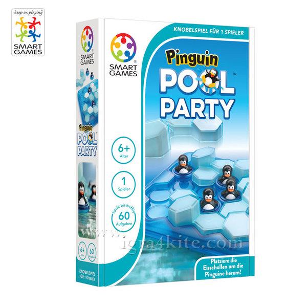 Smart Games - Игра Партито на пингвините SG431 6+
