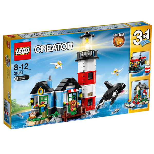Lego 31051 Creator - Морски фар