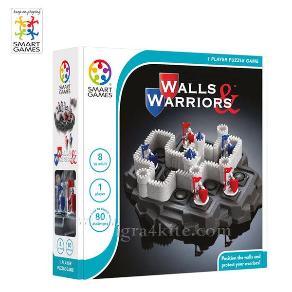 Smart Games - Игра Стени и Войни 7+ SG281