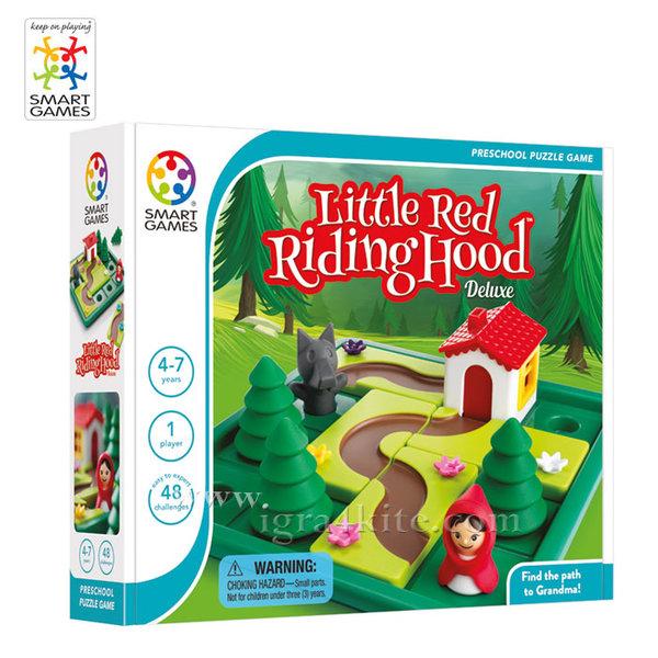 Smart Games - Игра Малката Червена шапчица SG021 4+