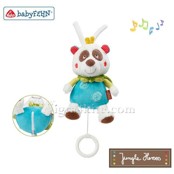 Baby Fehn - Музикална мини играчка Панда 067033