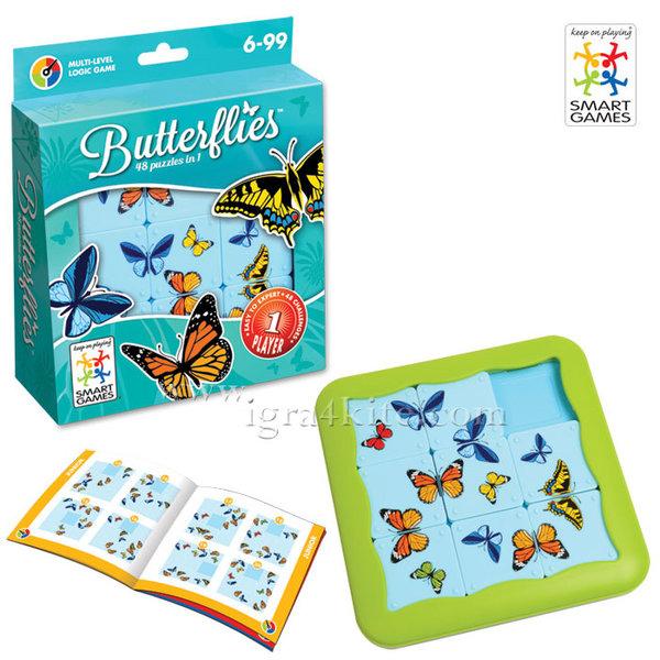 Smart Games - Игра Пеперуди 495/439 6+