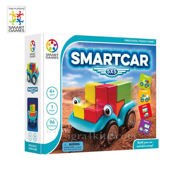 Smart Games - Игра Умна кола SG018 4+