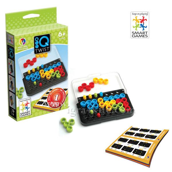 Smart Games - Игра IQ Puzzler Twist 488 6+