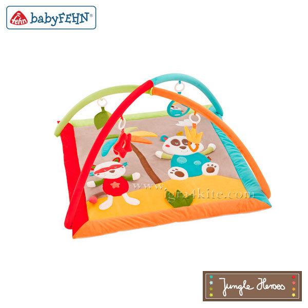 Baby Fehn Jungle Heroes - Бебешка 3D Активна гимнастика 067316