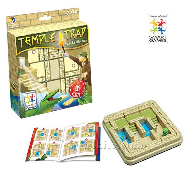 Smart Games - Игра Tample Trap SG437 6+