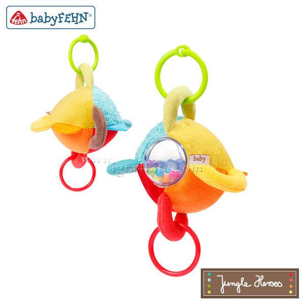 Baby Fehn Бебешка висяща играчка топка 067545