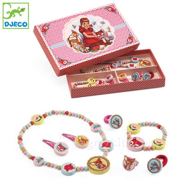 Djeco - Детски комплект бижута Small Hind 06590