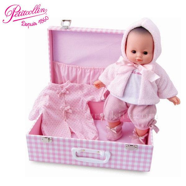 Vilac - Petitcollin Кукла бебе Petit Calin в куфарче 623613