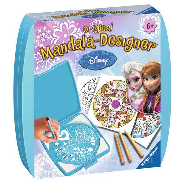 Ravensburger - Мандала Disney Замръзналото кралство 7029835/29936