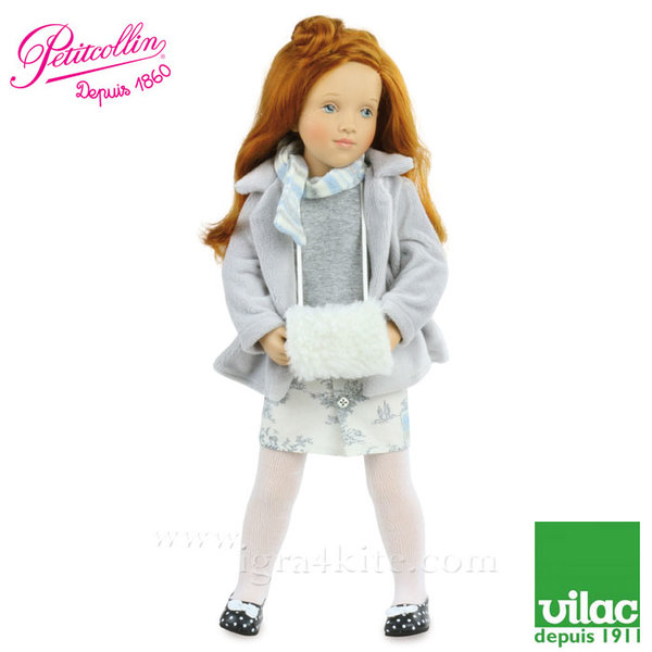 Vilac - Petitcollin Кукла Starlette TATIANA 44cm 614401